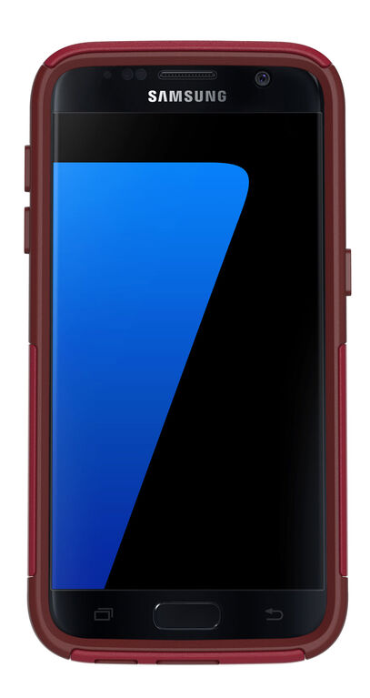 OtterBox Commuter Samsung GS7 Red/Red