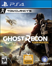 PlayStation 4 - Tom Clancy's Ghost Recon Wildlands