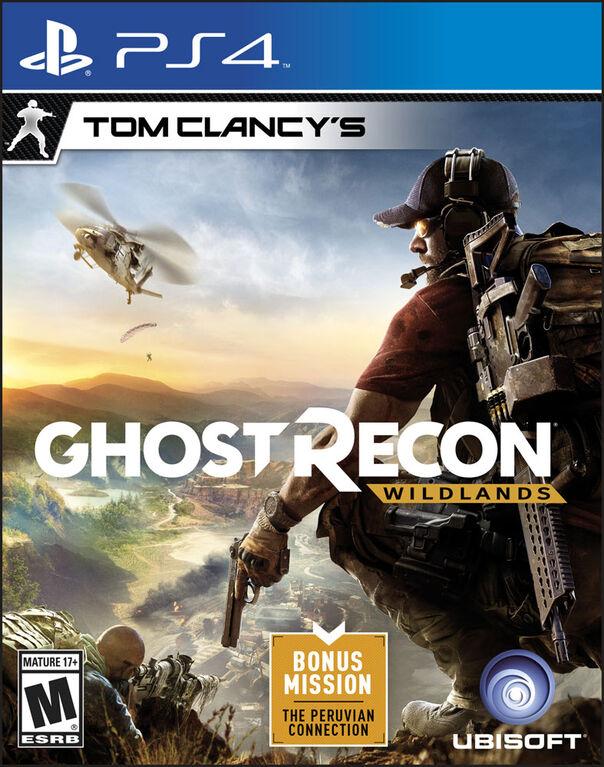 PlayStation 4 - Tom Clancy's Ghost Recon Wildlands