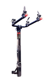 """Allen Sports Deluxe  2-Bike Carrier 522RR for 2"""" and 1 1/4"""" hitch"""