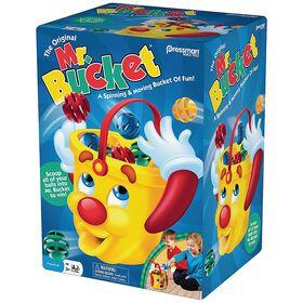 Pressman Toys: Mr. Bucket Game