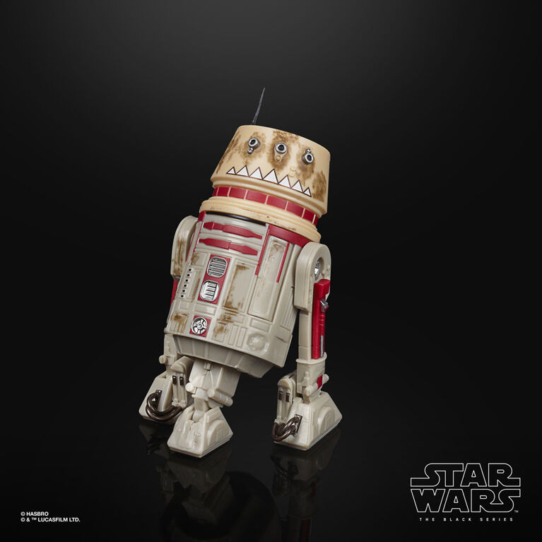 Star Wars The Black Series R5-P8 - R Exclusive