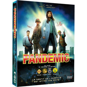 Pandemic - French Edition