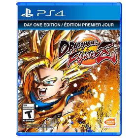 PlayStation 4 - Dragon Ball FighterZ