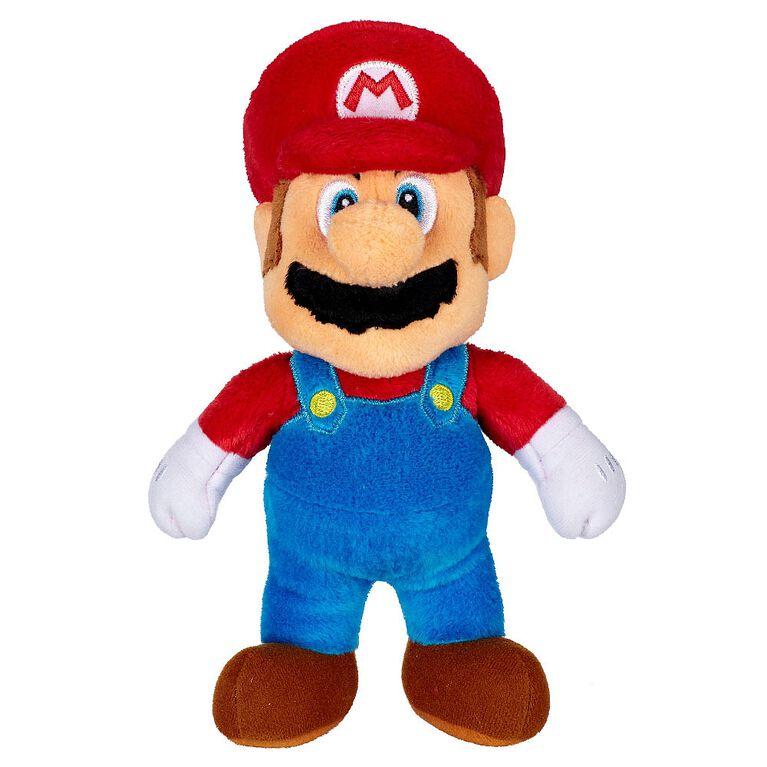 World of Nintendo - Super Mario Bros U - Peluche deMario.