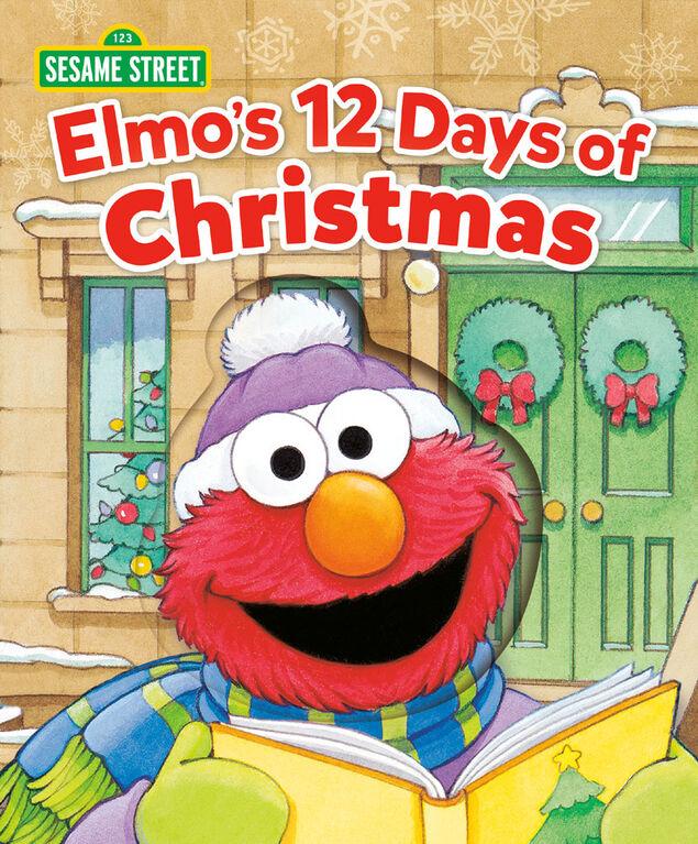 Elmo's 12 Days of Christmas (Sesame Street) - English Edition