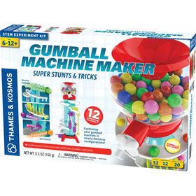Thames & Kosmos - Machine de boules de gomme