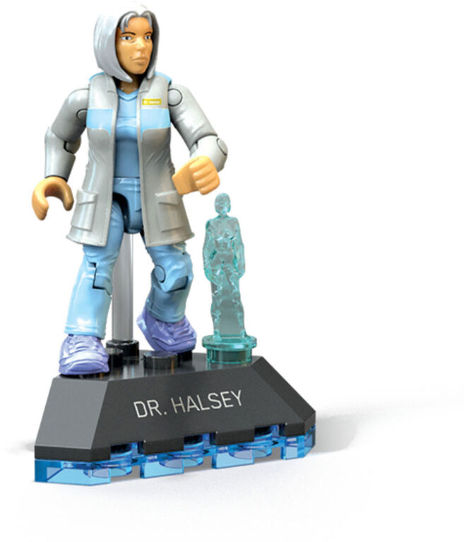 Mega Construx Halo Dr Halsey