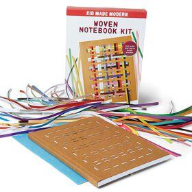 Kid Made Modern - Woven Notebook Kit