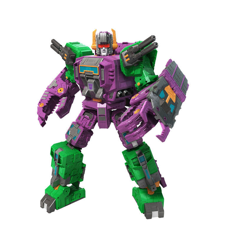 Transformers Generations War for Cybertron: Earthrise, Scorponok WFC-E25, classe Titan