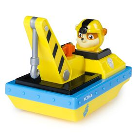 Paw Patrol - Bath Paddling Sea Patrol Pup Boat – Rubble
