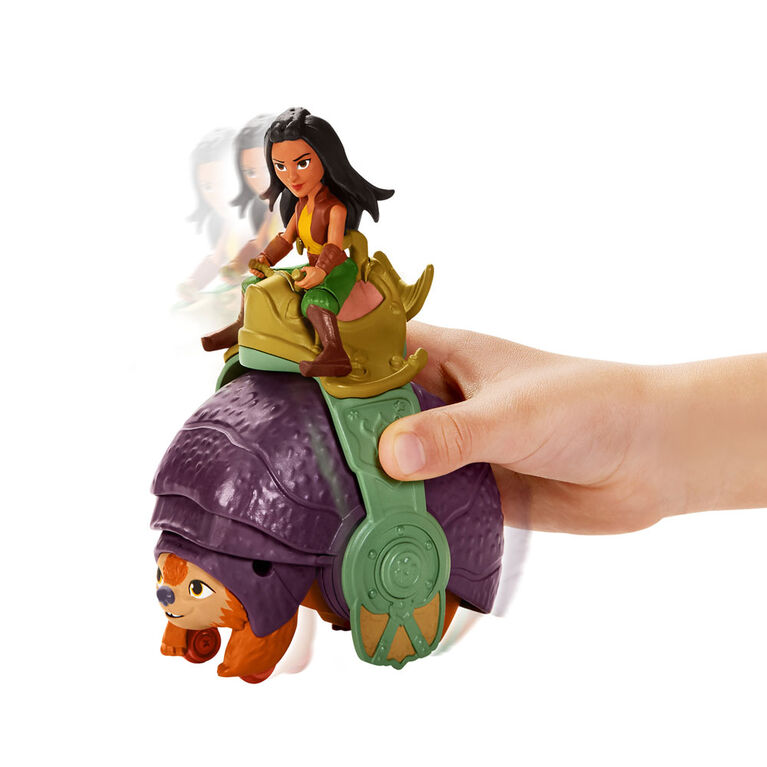 Disney's Raya and the Last Dragon Raya and Tuk Tuk