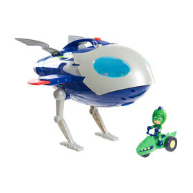 PJ Masks Super Moon Adventure Rocket