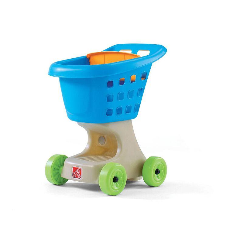 Step2 - Little Helper's Shopping Cart - Blue