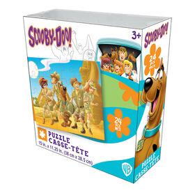 Scooby Doo - 24 Piece Puzzle