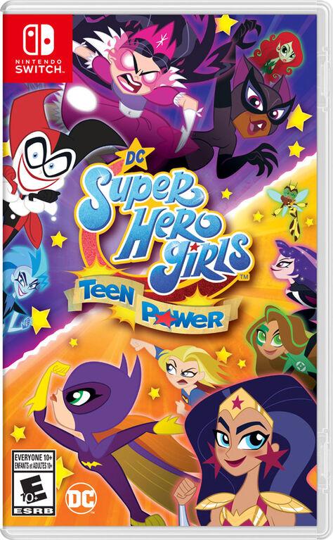 Nintendo Switch - DC Super Hero Girls Teen Power
