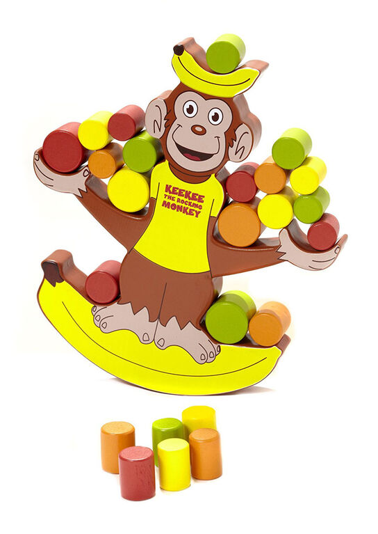 KeeKee The Rocking Monkey Game