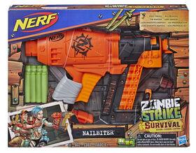 Nerf Zombie Strike - Système Survival - Foudroyeur Nailbiter