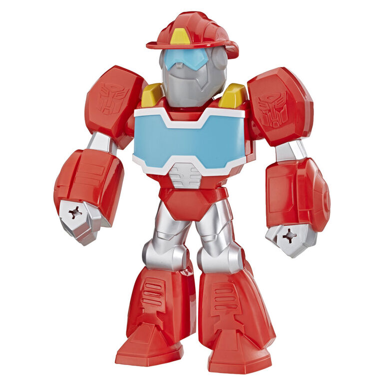 Playskool Heroes Mega Mighties Transformers Rescue Bots Academy Optimus Prime