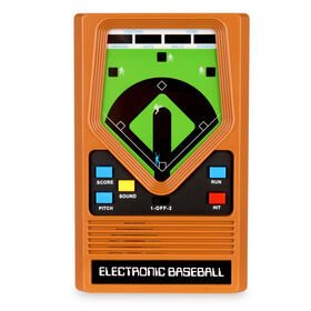 Mattel Classic Baseball Electronic Game