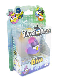 Tweet Beats! Single Bird - Diva