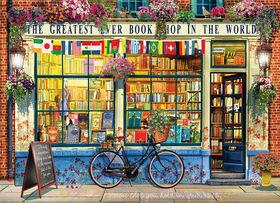 Eurographics Greatest Bookstore dans le monde 1000 Piece Puzzle