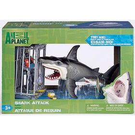 Animal Planet – Extreme Shark Adventure Playset - R Exclusive