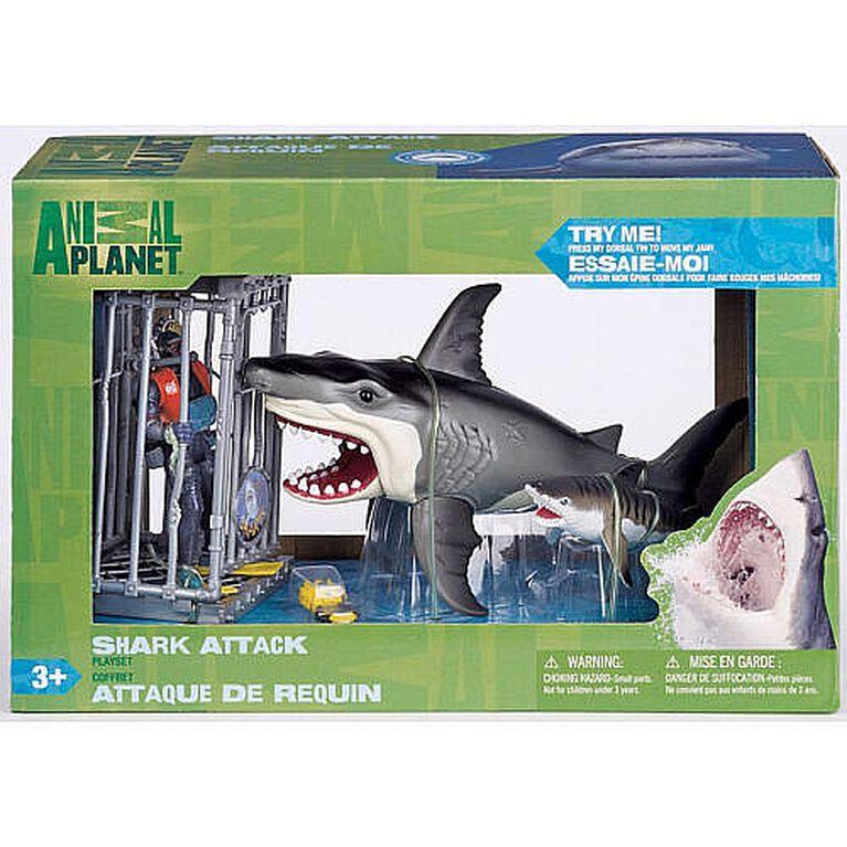 Animal Planet - Coffret Attaque de requin - Notre exclusivité