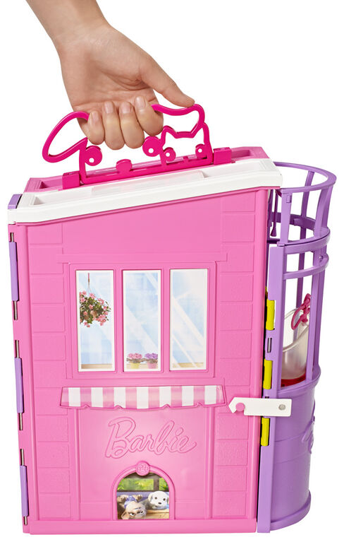 Barbie Pet Care Playset