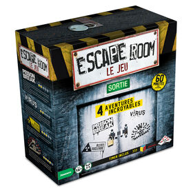 Escape Room Le Jeu - Coffret De Base - Édition française