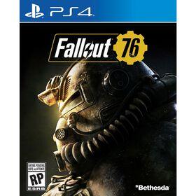 PlayStation 4 - Fallout 76