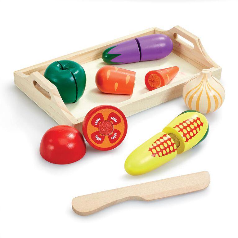 Woodlets - Ensemble de légumes