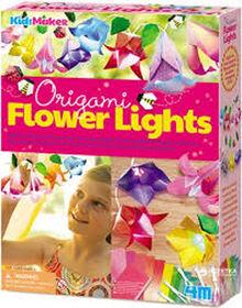 Fleurs lumineuses en origami. - Édition anglaise