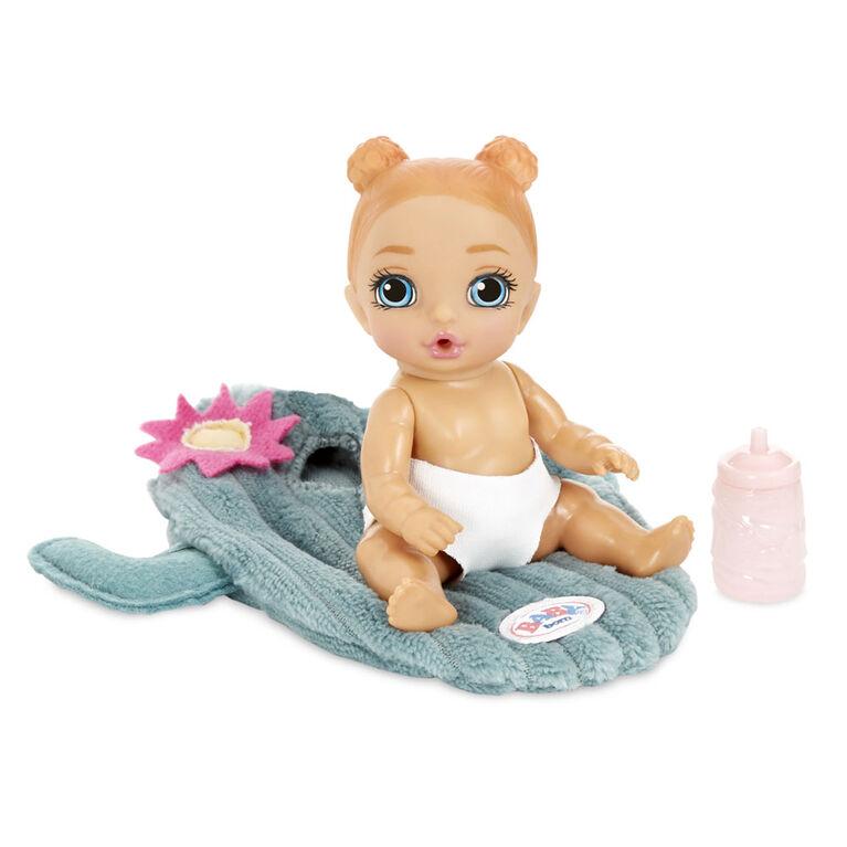 Poupons à collectionner Baby Born Surprise de la série 2 avec couche à couleur changeante