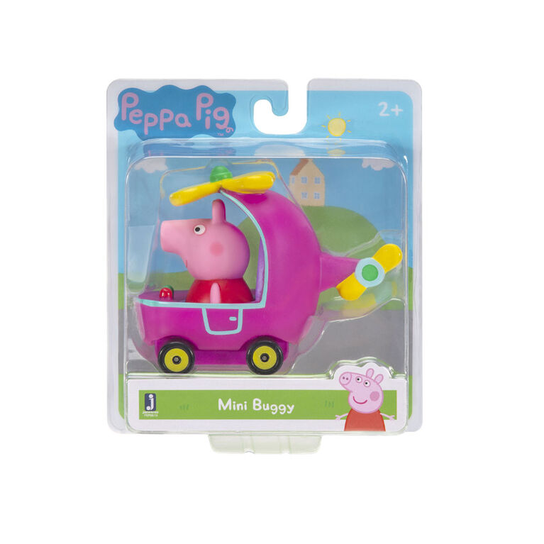 Peppa Pig - Peppa in helicopter - English Edition