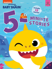 Baby Shark 5 Minute Stories - English Edition