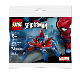 LEGO Super Heroes Spider-Man's Mini Spider Crawler 30451