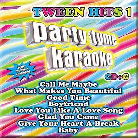 CD-Karaoke Tween Hits 1