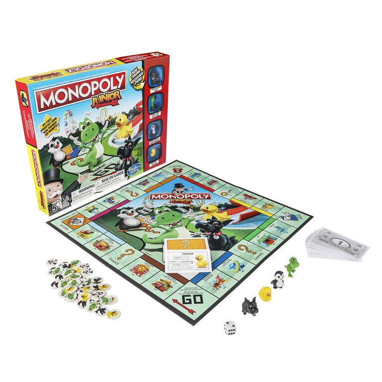 Hasbro Gaming - Monopoly Jr