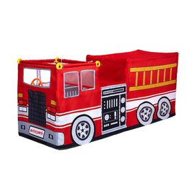 Antsy Pants Build & Play Kit - Fire Truck