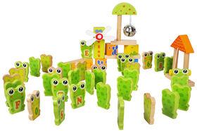 Imaginarium Discovery - Dominos grenouilles 60 pièces