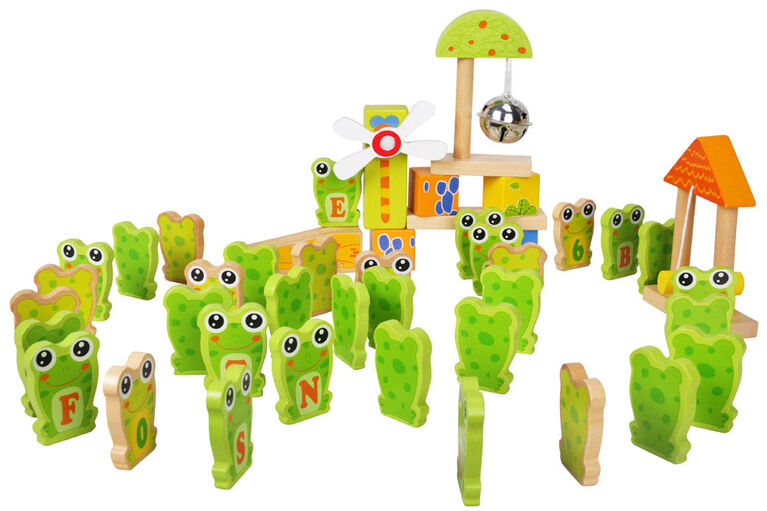 Imaginarium Discovery - Froggie Dominoes 60 Pieces