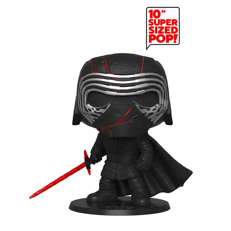 Funko POP! Movies: Star Wars - Kylo Ren Supreme Leader