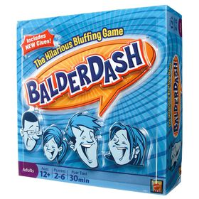 Balderdash Game - English Edition