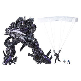 Transformers: Dark of The Moon Shockwave Action Figure