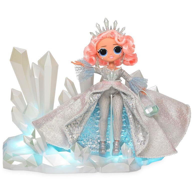 L.O.L. Surprise! O.M.G. Poupée-mannequin Crystal Star de série de collection 2019.