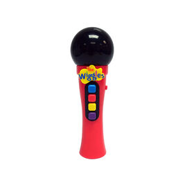 Wiggles Play by Colour Red Microphone