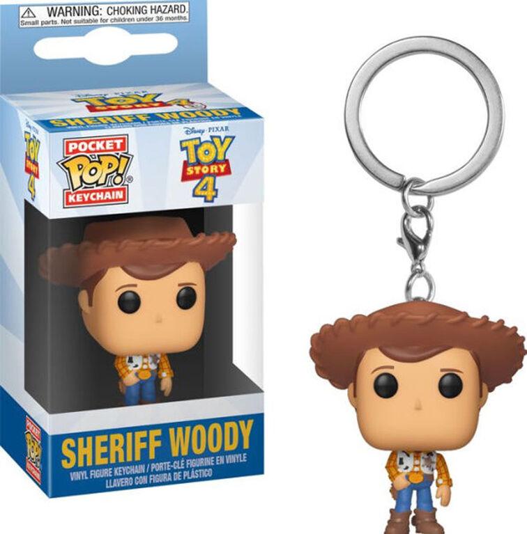 Funko Keychain! Disney: Toy Story 4 - Vinyl Figure
