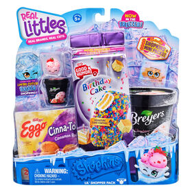 Shopkins Real Littles Lil' Shopper Pack - Bubble Gum