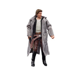 Star Wars The Vintage Collection Han Solo (Endor) Toy